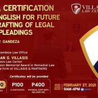 Paralegal Certification Seminar