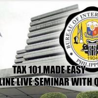 Income Tax 101 for Entrepreneurs, Freelancers & Professionals