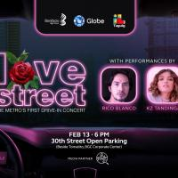 Lovestreet: A Valentine Drive-In Concert