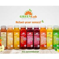 Boost Your Immunity with Cold-Pressed Vegetables and Fresh Fruit Juices by Green Lab Juice Station