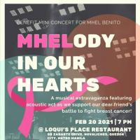 Mhelody in our Hearts at Loqui's Place