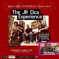 The JR OCA EXPERIENCE AT CONSPIRACY GARDEN CAFE