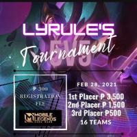 Lyrule's 2nd Tournament MLBB