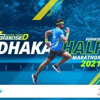 Glaxose-D Dhaka Half Marathon 2021