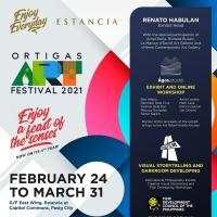 Ortigas Art Festival 2021