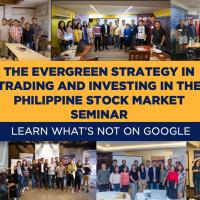 2-Day Online Learning Event: The Evergreen Strategy in Trading and Investing in the Philippine Stock Market