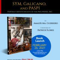 """SYM, Galicano, and PASPI"" Book Launch"