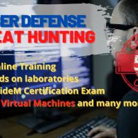 Cyber Defense & Threat Hunting Online