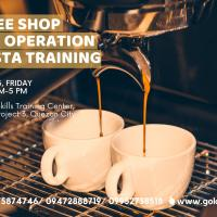 Coffee Shop Business Operation and Barista Training