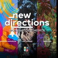 New Directions Digital Art 2021: Negros