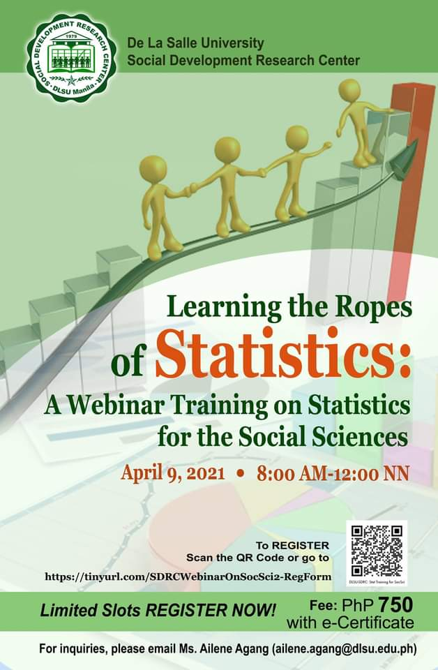 Learning the Ropes of Statistics: A Webinar Training on Statistics for the Social Sciences