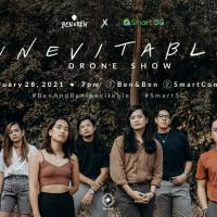 Ben&Ben to light up Manila skyline with first drone show