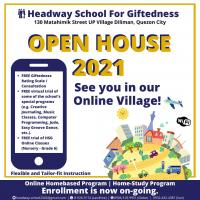 HSG Virtual Open House 2021