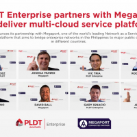 PLDT Enterprise partners with Megaport to deliver multicloud service platform