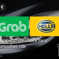 Ensuring safety inside and out this 2021 with Grab and HELLA