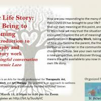 Your Life Story: from Being to Becoming