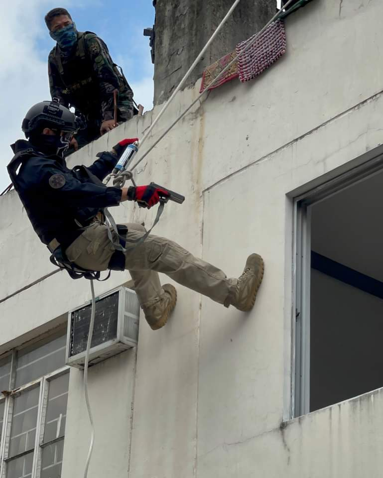 TECC with Tactical Rappel Course