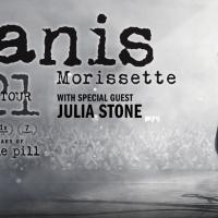 ALANIS MORISSETTE 2021 WORLD TOUR