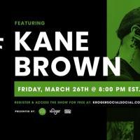 The Tip Off Concert ft. Kane Brown 2021