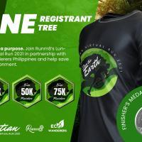Luntian Virtual Run 2021, Takbo Para sa Kalikasan