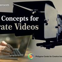 Creating Concepts for Corporate Videos