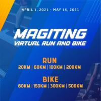 Magiting Virtual Run 2021