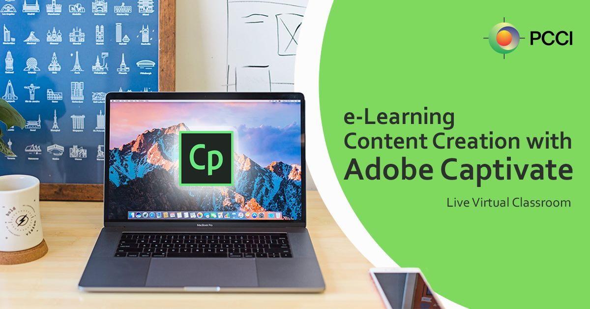 e-Learning Content Creation with Adobe Captivate Online event