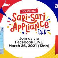 Condura Sari-Sari Appliance Fair