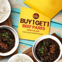 Kuya J Buy 1 Get 1 Beef Pares