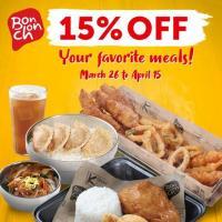 Bonchon Chicken 15% OFF Online Promo