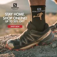 Salomon 20% OFF Summer Sale