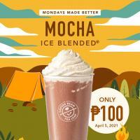 Coffee Bean & Tea Leaf P100 Ice Blended Mondays