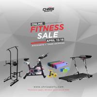 Chris Sports Online Fitness Sale