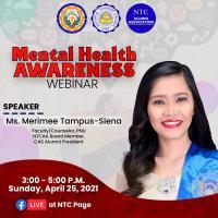Mental Health Awareness Webinar