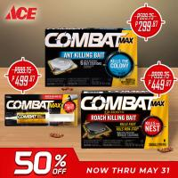 ACE x COMBAT Insect Killer Promo