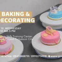 Cake Baking and Cake Decorating Seminar