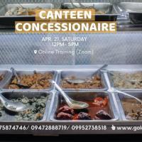 Canteen Concessionaire Seminar