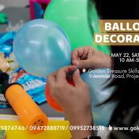 Balloon Decorating Seminar Set