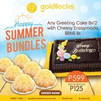 Goldilocks Happy Summer Bundles
