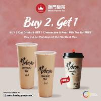Macao Imperial BUY 2 GET 1 Mother's Day Promo