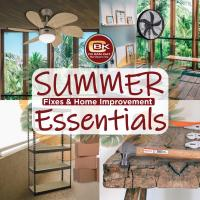 CBK Hardware Summer Essentials Promo
