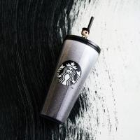 Starbucks Black Frappuccino Tumbler Promo