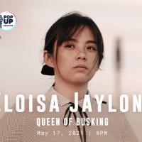 Pop Up Sessions Presents Eloisa: Queen of Busking