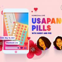 Usapang Pills with Nurses She & Piety