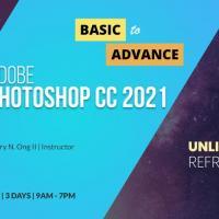 Adobe Photoshop CC 2021 Basic to Advance Training Online event
