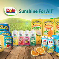 Dole launches the country's first sun-powered promo