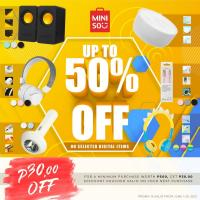 Miniso up-to 50% OFF Digital Sale