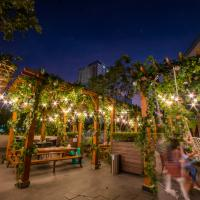 Inspired al fresco spaces for delightfully safe dining experiences at Shang