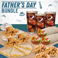Taco Bell Father's Day Bundle