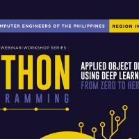 2nd Wave Python Webinar-Workshop Series: Deep Learning Inference